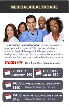 Concord ACLS and PALS Classes